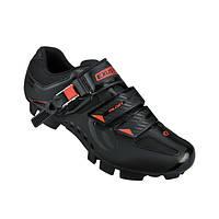 Обувь EXUSTAR MTB SM364-RD  размер 45, BK/RD