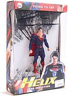 Летающий Супермен Superman! Летающая игрушка с пропеллерами!, фото 1