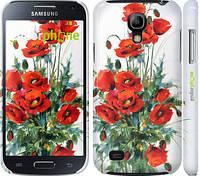 "Чехол на Samsung Galaxy S4 mini Duos GT i9192 Маки ""523c-63"""