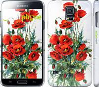 "Чехол на Samsung Galaxy S5 g900h Маки ""523c-24"""