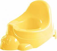 Горшок для ребенка 330X270X210 ММ! Желтый горшочек для малыша!