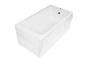 Акриловая ванна Talia 100х70 Besco PMD Piramida в полной комплектации