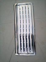 Решетка радиатора 2107 тюнинг хром