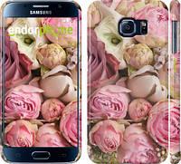 "Чехол на Samsung Galaxy S6 G920 Розы v2 ""2320c-80"""