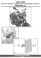 Ветровое стекло KappaA7702A для мотоцикла KTM Duke 125/200/390 (11-16)