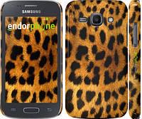 "Чехол на Samsung Galaxy Ace 3 Duos s7272 Шкура леопарда ""238c-33"""