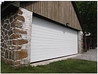 Автоматические ворота гаражные alutech trend 2250 ш 2250 в