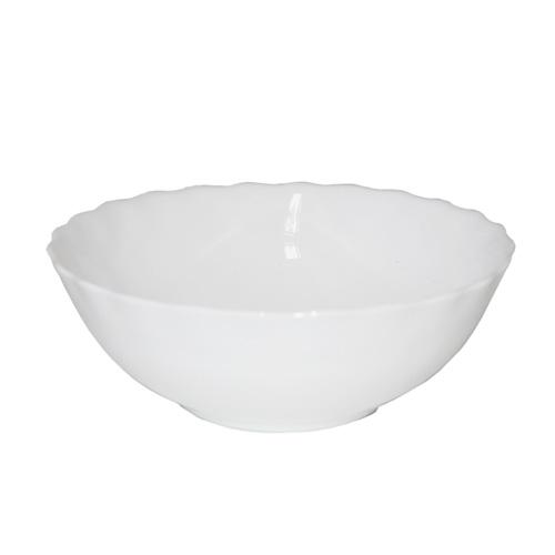 Салатник склокераміка 20 см Білий SNT 30061-00