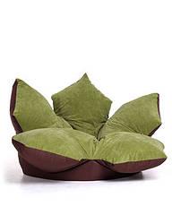 Кресло-цветок бескаркасное размер маленький