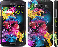 """Чехол на Samsung Galaxy Win i8552 Абстрактные цветы """"511c-51"""""""