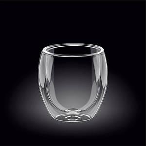 Склянку з подвійним дном 400 мл Thermo Wilmax WL-888763