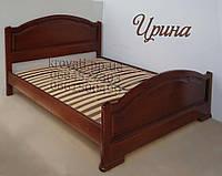 """Кровать полуторная деревянная """"Ирина"""" kr.ir2.1, фото 1"""