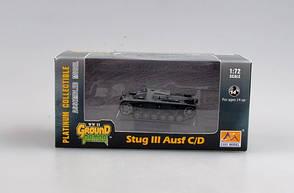 Stug III Ausf C/D Sonder Verband 288 Africa 1942.1/72 EASY MODEL 36139