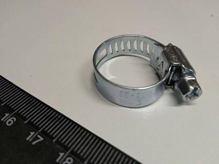 Хомут винтовой PAR-SAN оцинкованная сталь  18-25 мм