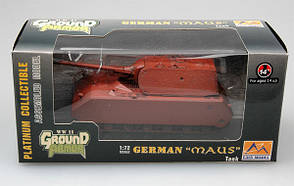 """""""MOUSE""""Tank-German Army.1/72 EASY MODEL 36203"""