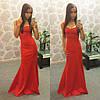 Шикарное платье с декольте (разные цвета), фото 3