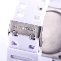 Часы Cas** G-Shock ga-100  Касио Джи Шок  Белые, Мужские /Женские (чоловiчi, жіночі) Наручний годинник часи, фото 3