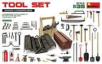 1:35 Набор инструментов, MiniArt 35603;[UA]:1:35 Набор инструментов, MiniArt 35603