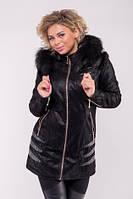 Модная куртка-плащ из дубляжа №88