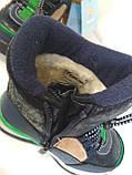 Зимние сапоги для мальчика Tom.m Синий р. 28 (18 см), фото 6
