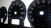 Шкалы приборов Honda Accord, фото 1
