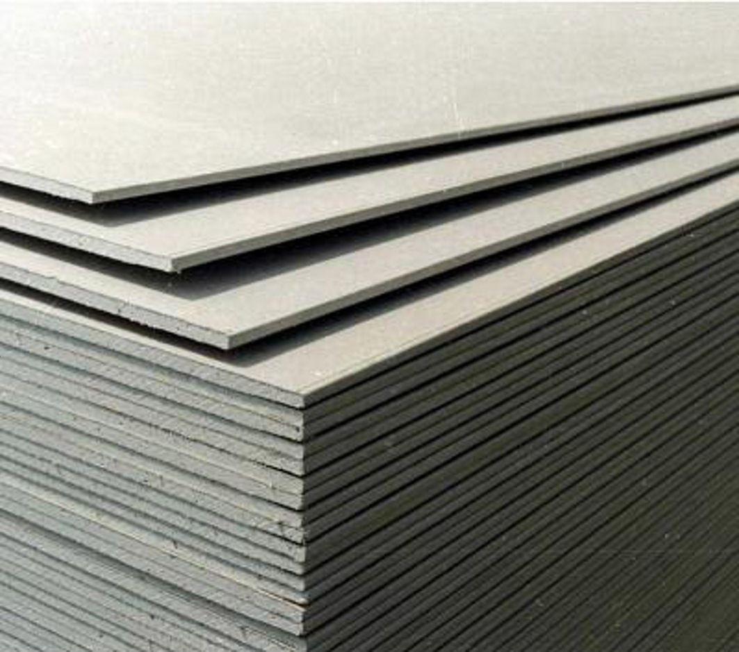 Гипсокартон стеновой 12,5мм x 1200 x 3000, KNAUF