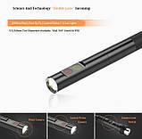 """Відеоендоскоп NTS 300 Teslong з монітором 4,5"""" 3 метра 8 мм дві камери відеоскоп бороскоп ендоскоп технічний, фото 5"""