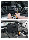 """Відеоендоскоп NTS 300 Teslong з монітором 4,5"""" 3 метра 8 мм дві камери відеоскоп бороскоп ендоскоп технічний, фото 7"""