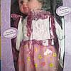 """Кукла M 1501 U/R, """"Маленька панi"""", 55 см, 6 видов, говорит на украинском языке, музыка, на батарейках, фото 5"""