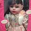 """Кукла M 1501 U/R, """"Маленька панi"""", 55 см, 6 видов, говорит на украинском языке, музыка, на батарейках, фото 4"""