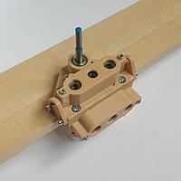 Кондуктор мебельный под минификс minifix / шкант / конфирмат, универсальный ДСП 16/18мм