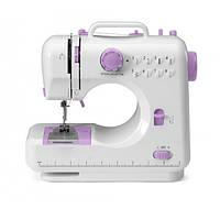 Швейная машинка оверлок Digital 8в1 Белая (FHSM-505)