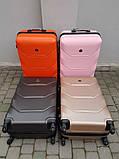 FLY 147 Польща 100% полікарбонат валізи чемоданы сумки на колесах, фото 2