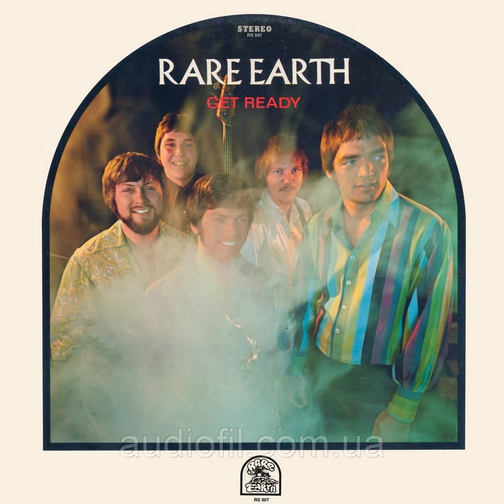 CD диск Rare Earth – Get Ready, фото 1