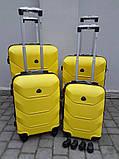 FLY 147 Польща 100% полікарбонат валізи чемоданы сумки на колесах, фото 4