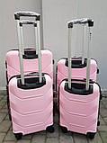 FLY 147 Польща 100% полікарбонат валізи чемоданы сумки на колесах, фото 5
