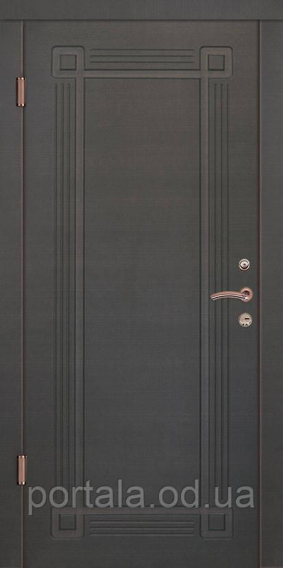 """Вхідні двері для вулиці """"Портала"""" (Люкс Vinorit) ― модель Алмарин"""