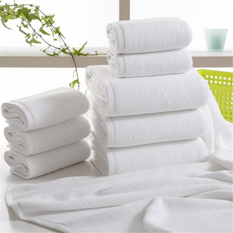 """Махровое полотенце """"Parisa Home"""" Отель белый"""