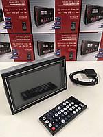 Головное устройство EasyGo автомагнитола автомобильная магнитола в машину USB, SD, BT, AUX, MP5 7024 с сенсорным дисплеем 2 DIN