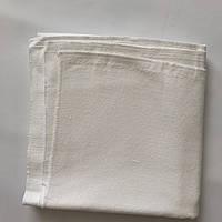 Пелюшка дитяча фланелева біла 90х90
