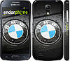 "Чехол на Samsung Galaxy S4 mini Duos GT i9192 BMW ""845c-63"""