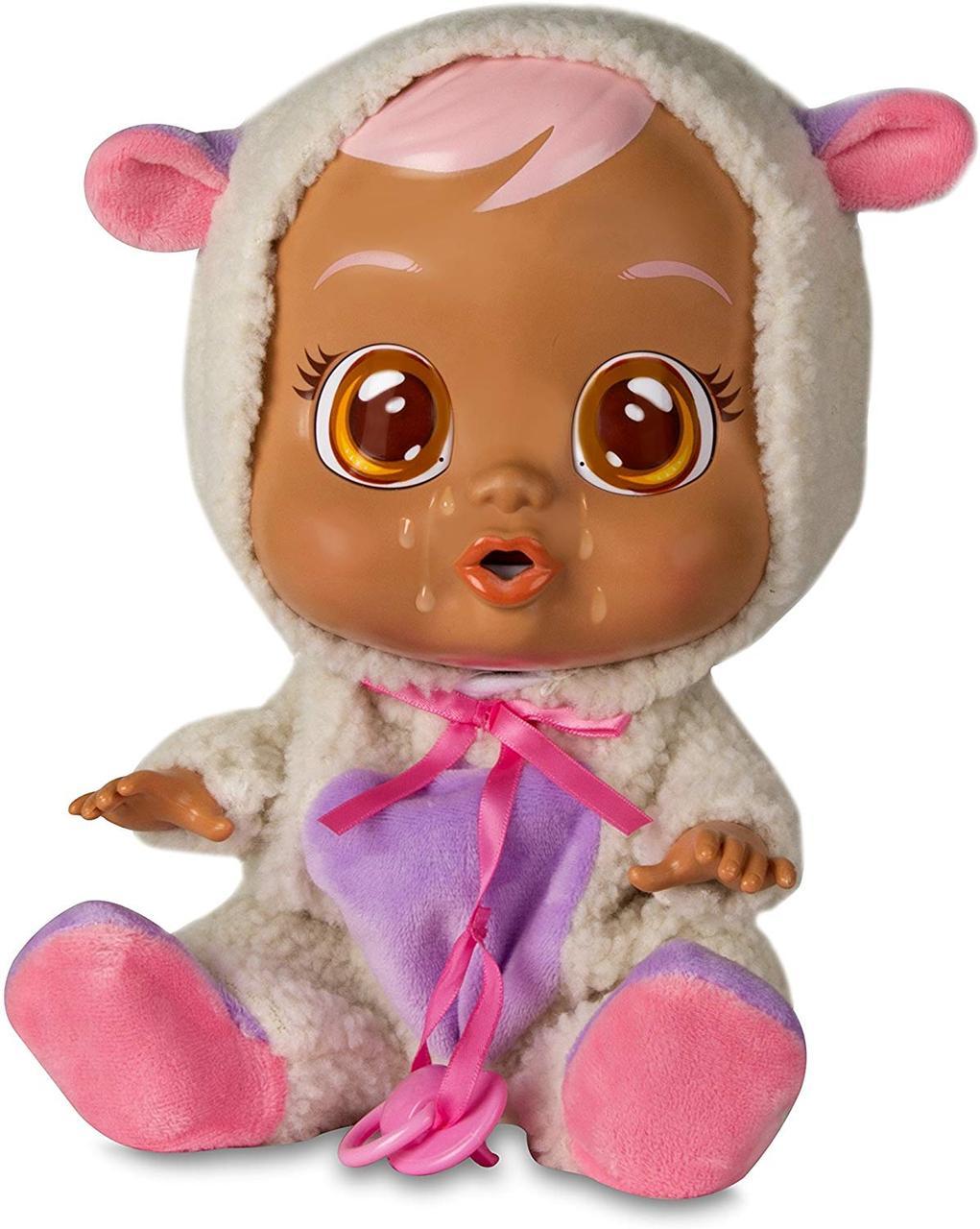 Пупс Cry Babies Плачущий младенец Ламми