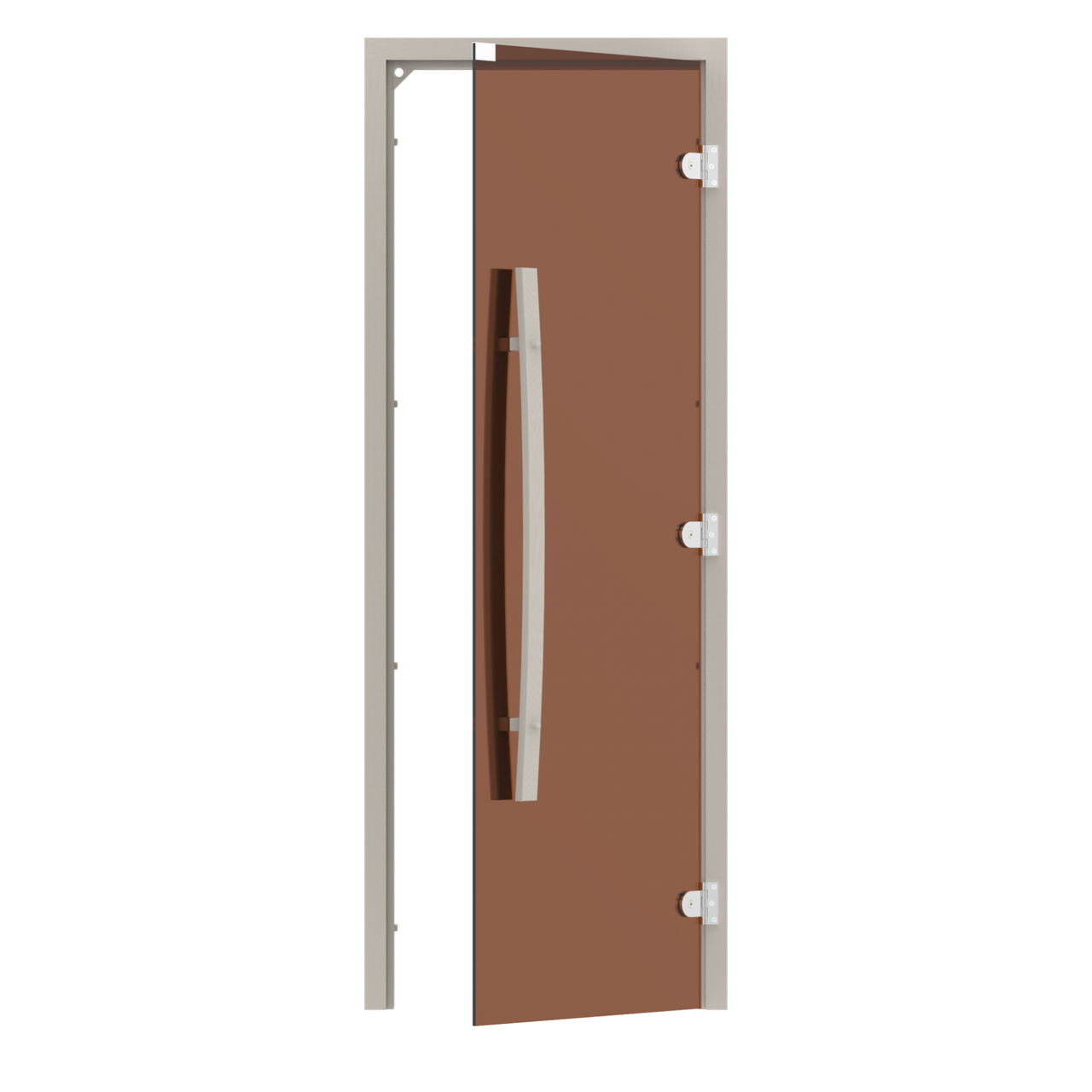Двери для сауны SAWO 741-3SGA (осина 70х190)