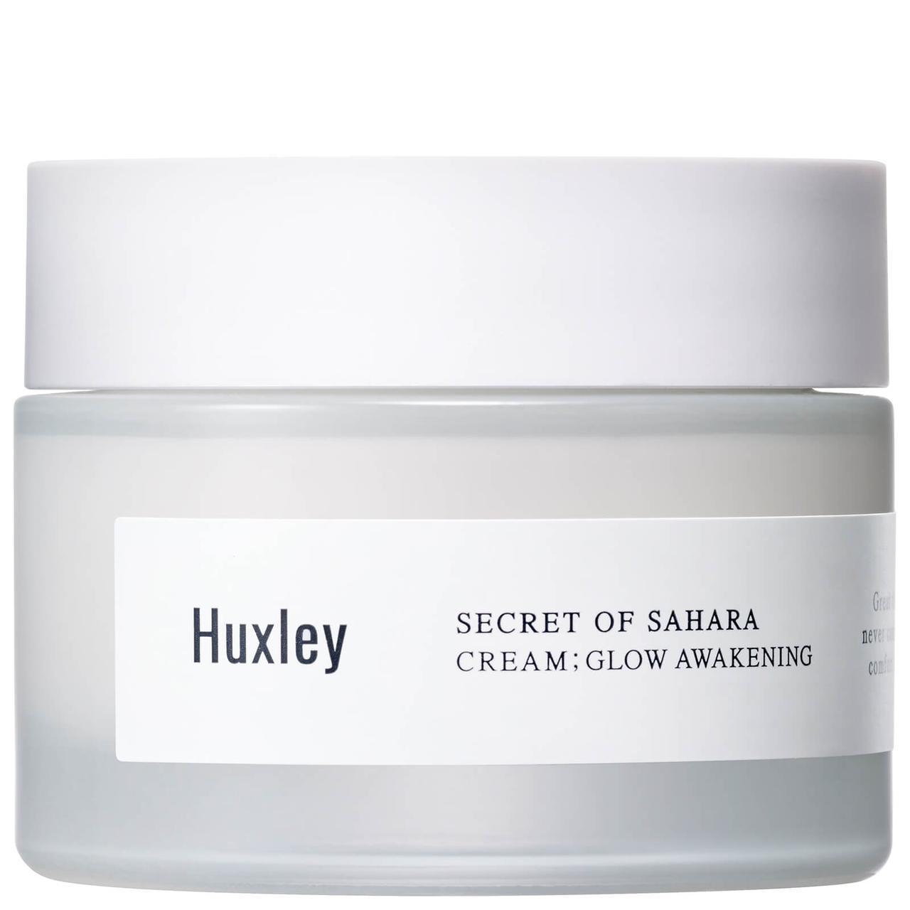Крем осветляющий и выравнивающий тон Huxley Cream Glow Awakening 50 мл
