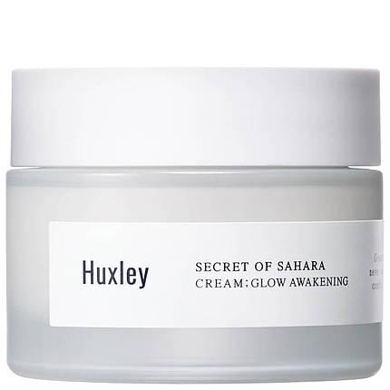 Крем осветляющий и выравнивающий тон Huxley Cream Glow Awakening 50 мл, фото 2