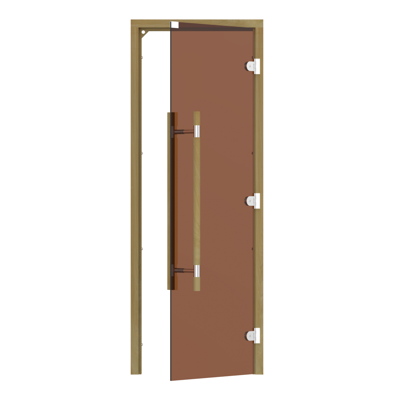Двери для сауны SAWO 741-3SGD (кедр 70х190)