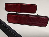 Катафот заднего бампера ВАЗ 2111, Россия  пара