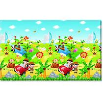 Игровой коврик Dwinguler Safari 190 х 130 см