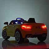 Детский электромобиль БМВ BMW M 2773 EBLR, фото 7