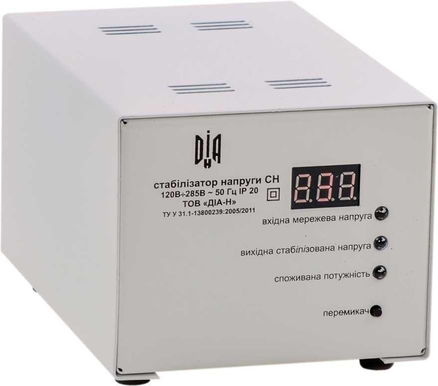 Стабілізатор напруги СН-300-х для холодильника ДІАН